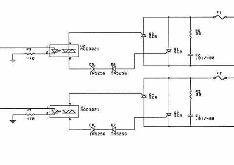 все о симисторах и их применение в электрических схемах - Практическая схемотехника.